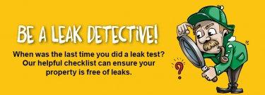 Leak Detective